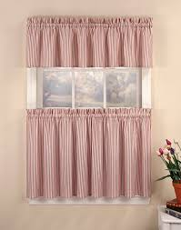 Pink Step 2 Kitchen Country Style Curtains And Window Dressings Sturbridge Yankee