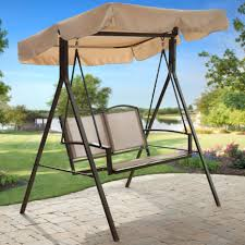 garden swing seats for deluxe