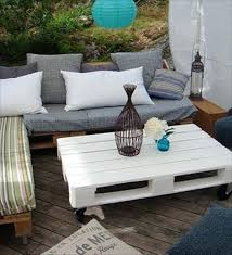 furniture made from skids. Garden Furniture Made With Pallets From Wooden Timber Packing Cases Skids