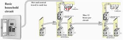 basic home electrical wiring diagrams file name household inside diagram light