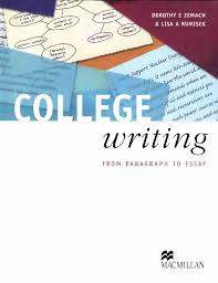 pted college writing from paragraph to essay