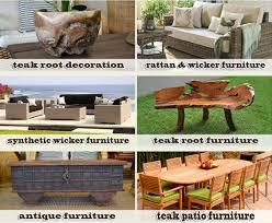 jati furniture