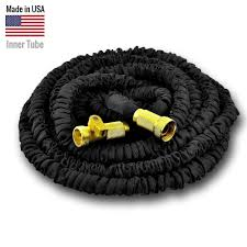 expandable garden hoses. GarDspo Hoses 25 Ft World\u0027s Strongest Expandable Garden Hose - Black