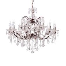 crystal 72cm chandelier antique rust 2 min