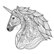 Immagini Di Unicorni Da Colorare Per Segni Immagini Di Unicorni