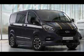 2018 ford transit custom. wonderful ford leaked brochure picture of 2018 ford transit custom sport van with ford transit custom