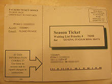 Saints Season Tickets Price Chart Nfl Season Ticket Waiting Lists Wikipedia