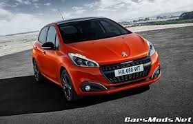 2018 peugeot 208. beautiful 2018 2018 peugeot 208 rumors and peugeot