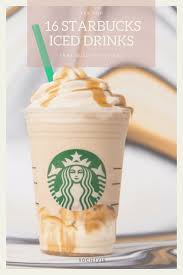 You can pick any of these products. The Top 16 Starbucks Iced Drinks That Will Revive You Society19
