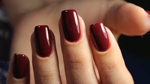 how to apply uv gel nail polish at home