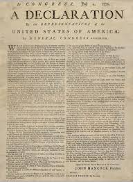 Image result for dec of independence
