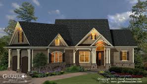 house plan smokey mountain cottage rustic floor mt luxihome craftsman plans cabin style