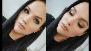 full face mac cosmetics makeup tutorial wearable green