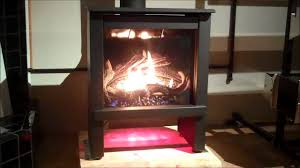 Freestanding Gas Stove True North Tn24 Freestanding Gas Stove Youtube