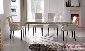 Tavoli Di Vetro Da Salotto : Tavoli da pranzo di vetro triseb