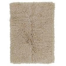 sparti greek flokati rugs beige