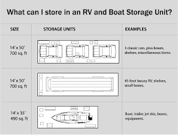 rv size livermore rv boat storage interstate storage rv boat and mini
