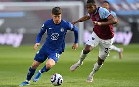 I decided to go with mason mount today, because we needed to stay strong in midfield. Mason Mount And Christian Pulisic Pull The Strings Against West Ham To Set Stage For Vital Win