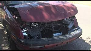 Andrews Woman Wakes Up to Destroyed Car After Hit and Run ...