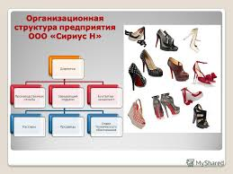 Презентация на тему Учебное заведение Дипломная работа Тема  4 Организационная структура предприятия