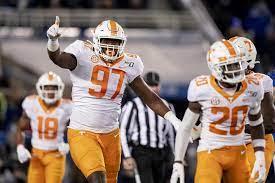 Darel Middleton - Football - University of Tennessee Athletics
