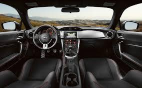 2015 subaru brz interior. Beautiful Interior The Sleek Highperformance Interior Of The 2015 Subaru BRZ In Brz Interior 0