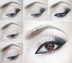 gothic y eyes makeup tutorial