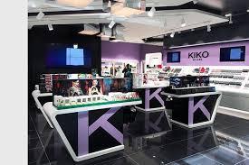 kiko cosmetics queens center mall in elmhurst new york by valerio architects