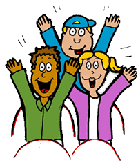 Image result for cheering clipart free