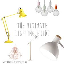 home lighting guide. How To Chose Lighting Your Home Guide