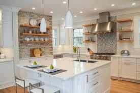 white kitchen with texture studio 76
