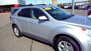 2011 Chevrolet Equinox 2LT FWD 32MPG Silver Hometown Motors of ...