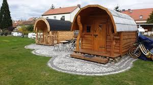 Aufsehenerregende Gartenhütte Das Hobbit Haus Timberteam Holzbauten