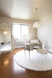 home office decorating ideas nyc. Inspired Lucite Chair Fashion New York Traditional Home Office Decorating Ideas With Dressing Table Feminine Ghost Nyc R
