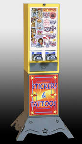 Sticker Vending Machines Custom Sticker Tattoo Vending Machines For Sale