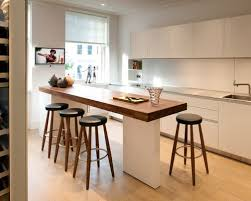 Spectacular Kitchen With Bar Table Pertaining To And Stools Home Furnishings