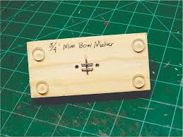 picture of making the center pin rigid