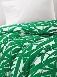 diane von furstenberg giant grass twin duvet cover dvf nwot 75