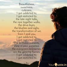 Beautifulness Quotes Best of Beautifulness Sweetness Quotes Writings By Rounak Raj