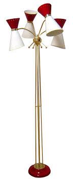 italian modern lighting. Fine Italian Mid Century Modern Design Italian Fifties Floor Lamp To Lighting