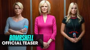 Bombshell (2019 Movie) Official Teaser — Charlize Theron, Nicole ...