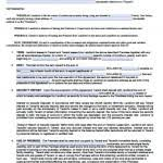 Download New Jersey Rental Lease Agreement Forms And Templates ...