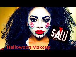 saw billy the puppet makeup tutorial jasmeannnn