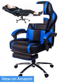 office chair. TOPSKY High Back Racing Style PU Leather Computer Gaming Chair Review Office