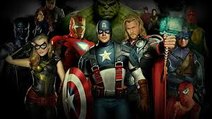 Desktop Full Hd Marvel Wallpaper