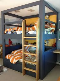 Cool Bunk Beds Cool Bunk Beds For Boys Home Design Ideas
