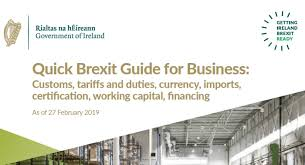 Imports Business Quick Brexit Guide For Business Customs Tariffs And Duties