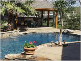 Backyards  Stupendous Backyard Landscaping Ideas Swimming Pool - Outdoor kitchen designs with pool