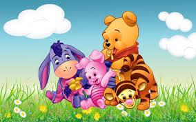 winnie the pooh full hd wallpaper pics cartoon tigger piglet and eeyore es of laptop