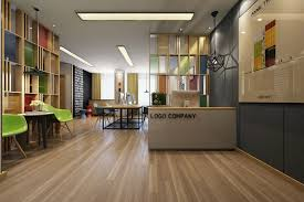 modern office. Modern Office Interior 3d Model Max Obj Mtl Tga 1